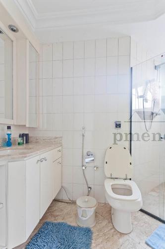 apartamento para venda, 3 dormitórios, perdizes - são paulo - 9906