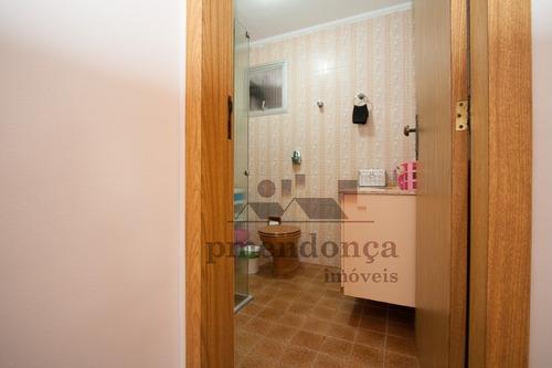 apartamento para venda, 3 dormitórios, perdizes - são paulo - 9976