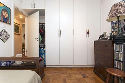 apartamento para venda, 3 dormitórios, pinheiros - são paulo - 4961