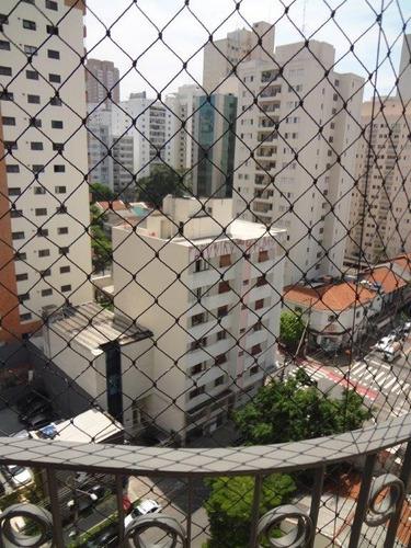 apartamento para venda, 3 dormitórios, pinheiros - são paulo - 5260