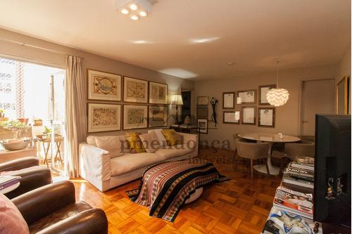 apartamento para venda, 3 dormitórios, pinheiros - são paulo - 6656