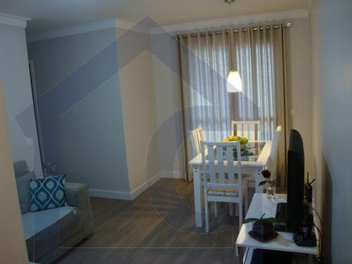 apartamento para venda, 3 dormitórios, piraporinha - diadema - 2538