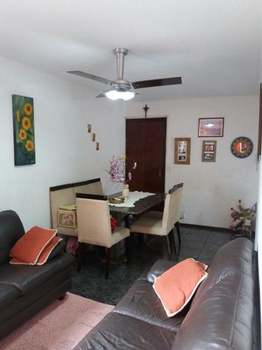 apartamento para venda, 3 dormitórios, piratininga - são paulo - 8469