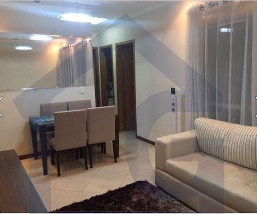 apartamento para venda, 3 dormitórios, planalto - são bernardo do campo - 2438