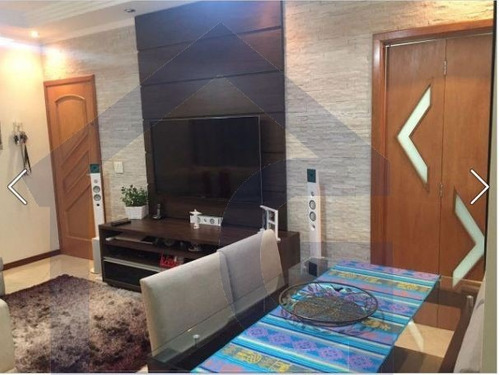 apartamento para venda, 3 dormitórios, planalto - são bernardo do campo - 2479