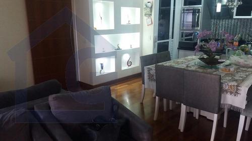 apartamento para venda, 3 dormitórios, planalto - são bernardo do campo - 2739