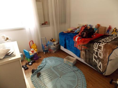 apartamento para venda, 3 dormitórios, pompéia - são paulo - 4238