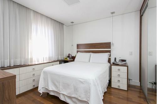 apartamento para venda, 3 dormitórios, pompéia - são paulo - 4881