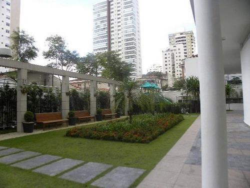 apartamento para venda, 3 dormitórios, pompéia - são paulo - 5064