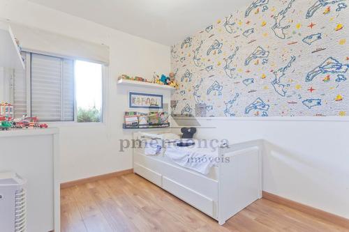 apartamento para venda, 3 dormitórios, pompéia - são paulo - 5137