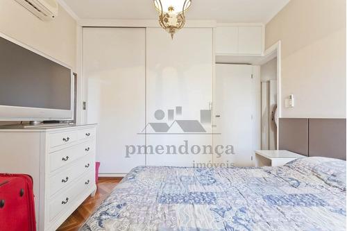 apartamento para venda, 3 dormitórios, pompéia - são paulo - 5140