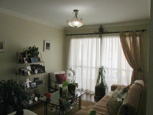 apartamento para venda, 3 dormitórios, pompéia - são paulo - 5661