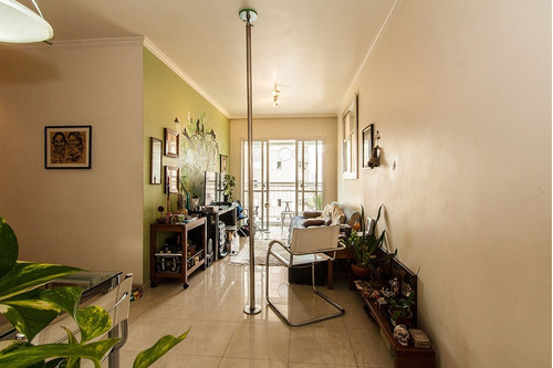 apartamento para venda, 3 dormitórios, pompéia - são paulo - 6995
