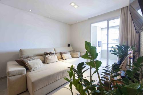 apartamento para venda, 3 dormitórios, pompéia - são paulo - 7039