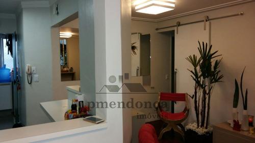 apartamento para venda, 3 dormitórios, pompéia - são paulo - 7453