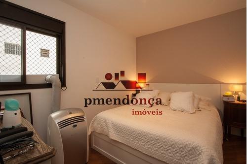 apartamento para venda, 3 dormitórios, pompéia - são paulo - 7612