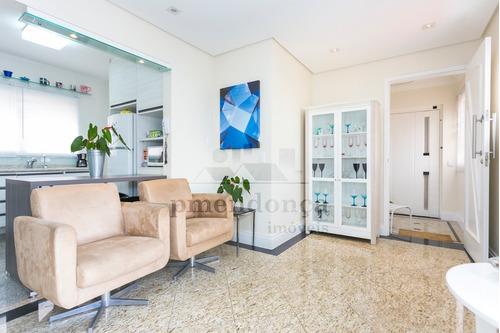apartamento para venda, 3 dormitórios, pompéia - são paulo - 9195