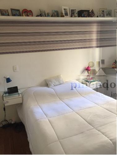 apartamento para venda, 3 dormitórios, pompéia - são paulo - 9640