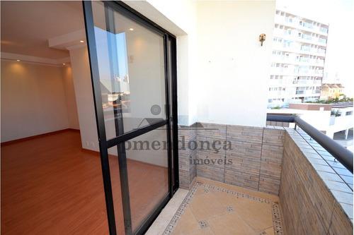 apartamento para venda, 3 dormitórios, pompéia - são paulo - 9940