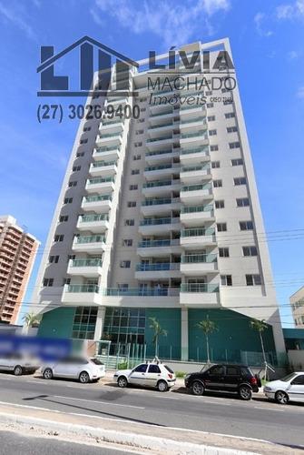 apartamento para venda, 3 dormitórios, praia de itaparica - vitória - 1778
