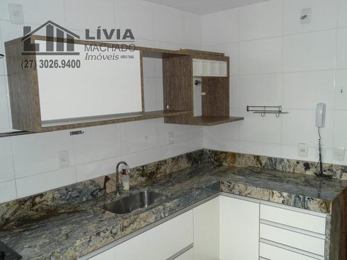 apartamento para venda, 3 dormitórios, praia do canto - vitória - 1427