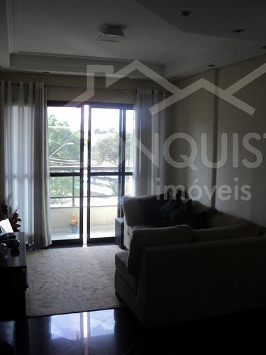 apartamento para venda, 3 dormitórios, rudge ramos - são bernardo do campo - 2591