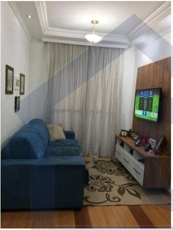 apartamento para venda, 3 dormitórios, rudge ramos - são bernardo do campo - 2827