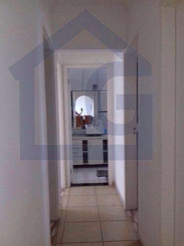 apartamento para venda, 3 dormitórios, rudge ramos - são bernardo do campo - 2957
