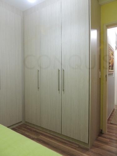 apartamento para venda, 3 dormitórios, rudge ramos - são bernardo do campo - 4026