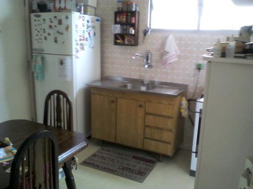 apartamento para venda, 3 dormitórios, santa cecilia - são paulo - 4192