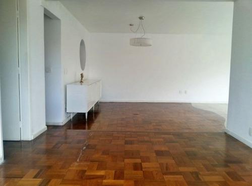 apartamento para venda, 3 dormitórios, santa cecilia - são paulo - 5177
