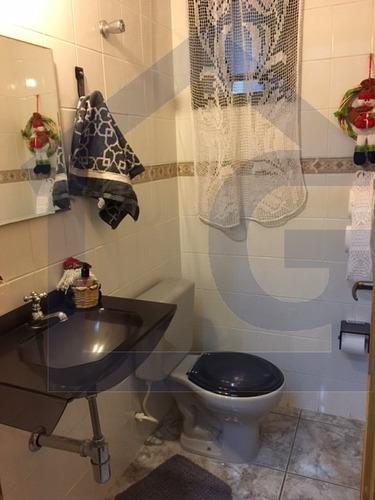 apartamento para venda, 3 dormitórios, santa terezinha - são bernardo do campo - 2217
