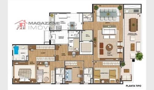apartamento para venda, 3 dormitórios, santo amaro - são paulo - 2328