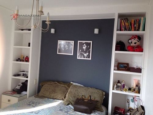 apartamento para venda, 3 dormitórios, santo amaro - são paulo - 2487