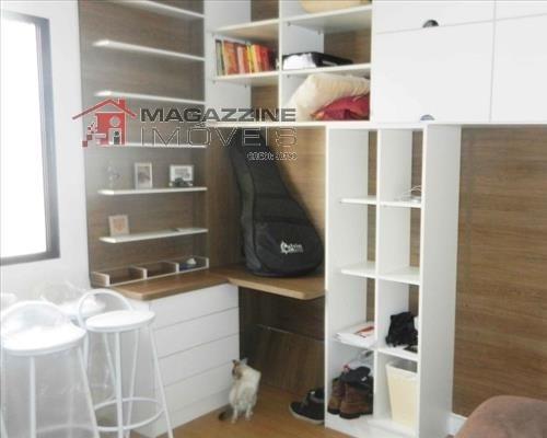 apartamento para venda, 3 dormitórios, santo amaro - são paulo - 2490