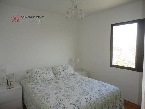 apartamento para venda, 3 dormitórios, santo amaro - são paulo - 2493
