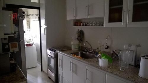 apartamento para venda, 3 dormitórios, santo amaro - são paulo - 2505