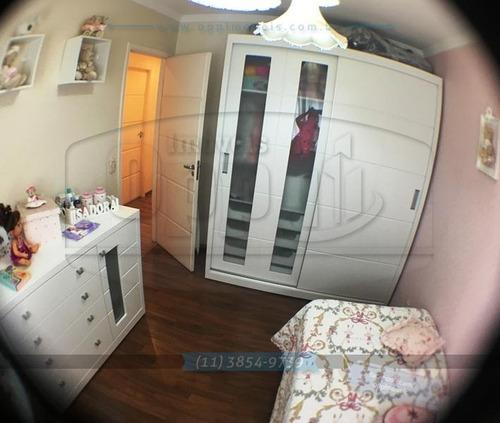 apartamento para venda, 3 dormitórios, saúde - são paulo - 3189