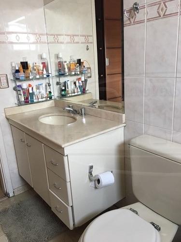 apartamento para venda, 3 dormitórios, saude - são paulo - 3706