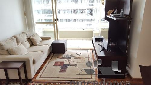 apartamento para venda, 3 dormitórios, sumaré - são paulo - 7694