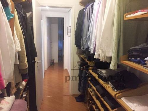 apartamento para venda, 3 dormitórios, sumaré - são paulo - 9743