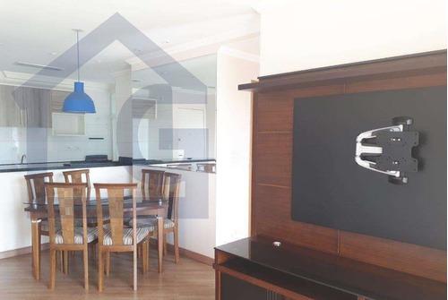 apartamento para venda, 3 dormitórios, taboão - são bernardo do campo - 3322
