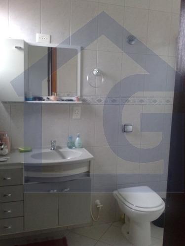 apartamento para venda, 3 dormitórios, utinga - santo andré - 2367