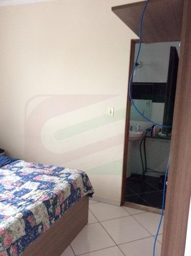 apartamento para venda, 3 dormitórios, vila alto de santo andré - santo andré - 3659