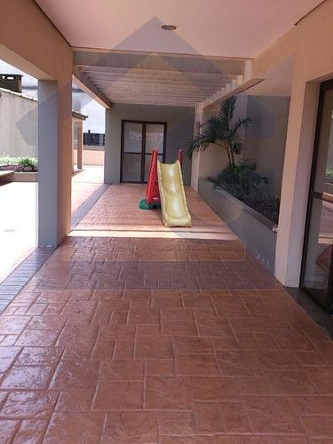 apartamento para venda, 3 dormitórios, vila apiai - santo andré - 1996