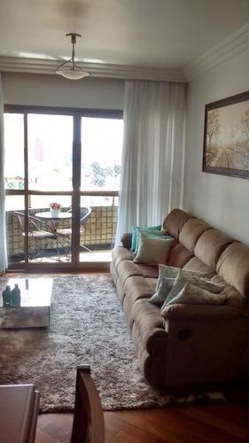 apartamento para venda, 3 dormitórios, vila caminho do mar - são bernardo do campo - 3079