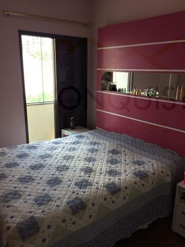 apartamento para venda, 3 dormitórios, vila caminho do mar - são bernardo do campo - 3647