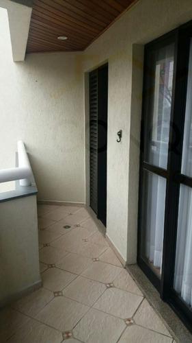 apartamento para venda, 3 dormitórios, vila caminho do mar - são bernardo do campo - 3983