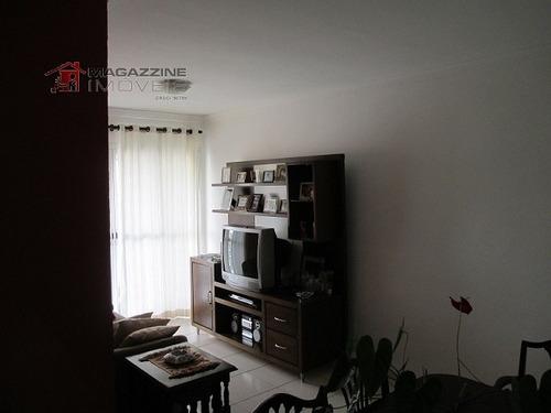 apartamento para venda, 3 dormitórios, vila campestre - são paulo - 2398