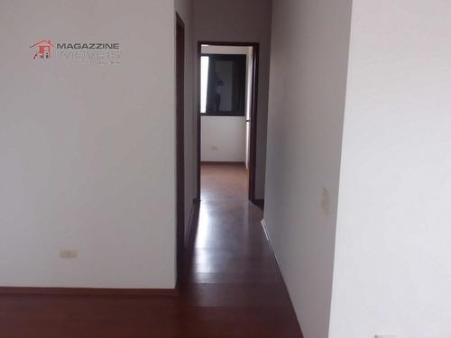apartamento para venda, 3 dormitórios, vila do castelo - são paulo - 1641